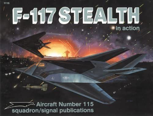 F-117 in Action - Jim Goodall