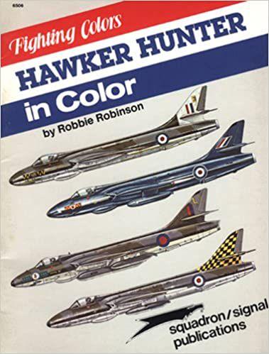 Hawker Hunter in Color - Robbie Robinson