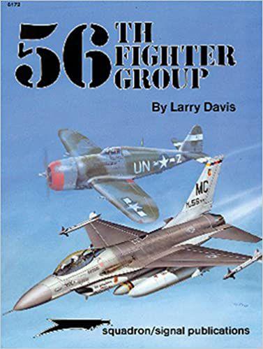 56th Fighter Group - Larry Davis