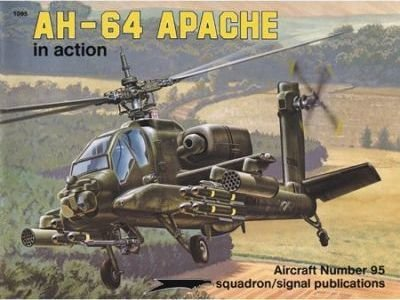 AH-64 Apache in Action - Al Adcock