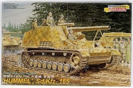 "Dragon - Sd. Kfz. 165 ""Hummel"" - 1/35"