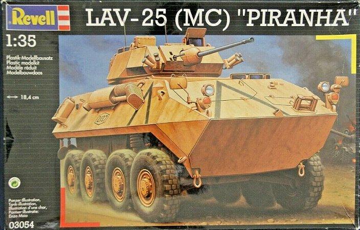 "Revell - LAV-25 (MC) ""Piranha"" - 1/35"