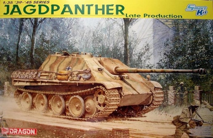 Dragon - Jagdpanther (Late Production) - 1/35