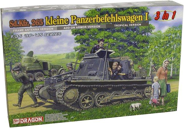 Dragon - Sd. Kfz. 265 Kleine Panzerbefehlswagen - 1/35