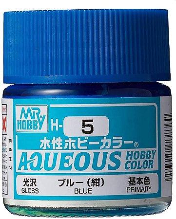 Gunze - Aqueous Hobby Colors H005 - Blue (Gloss)