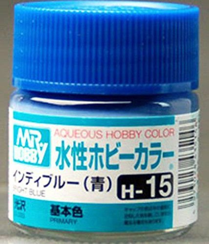 Gunze - Aqueous Hobby Colors H015 - Bright Blue (Gloss)