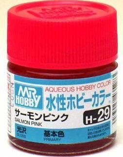Gunze - Aqueous Hobby Colors H029 - Salmon Pink (Gloss)