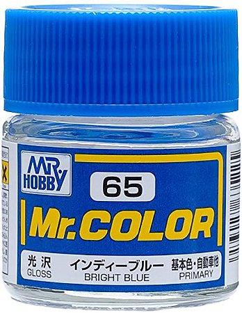 Gunze - Mr.Color 065 - Bright Blue (Gloss)