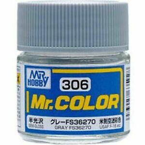 Gunze - Mr.Color C306 - FS36270 Gray (Semi-Gloss)