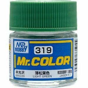 Gunze - Mr.Color 319 - Light Green (Semi-Gloss)