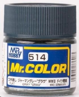 Gunze - Mr.Color 514 - Gray / Grau (Flat)