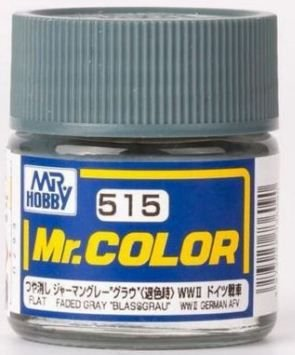 Gunze - Mr.Color 515 - Faded Gray / Blassgrau (Flat)