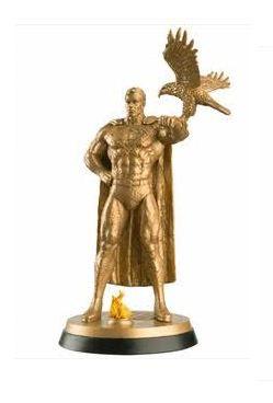 Eaglemoss - Estátua do Super-Homem no Centennial Park (Superman Statue on Centennial Park) - Figura em Metal