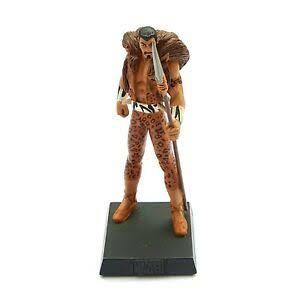 Eaglemoss - Kraven, O Caçador (Kraven, The Hunter) - Figura em Metal