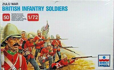 Esci-Ertl - British Infantry Soldiers - 1/72