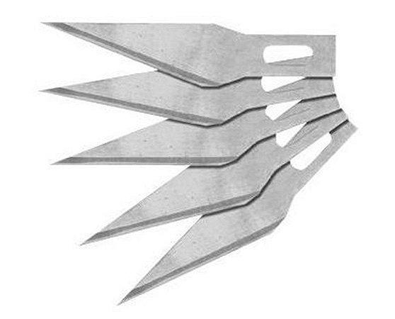 NOVIDADE - X-Acto - Lâmina 11 com 05 unidades