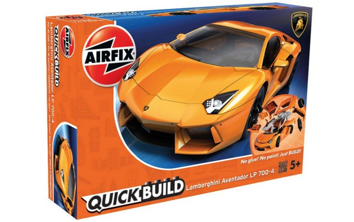 AirFix - Lamborghini Aventador (Quick Build/Sucata)