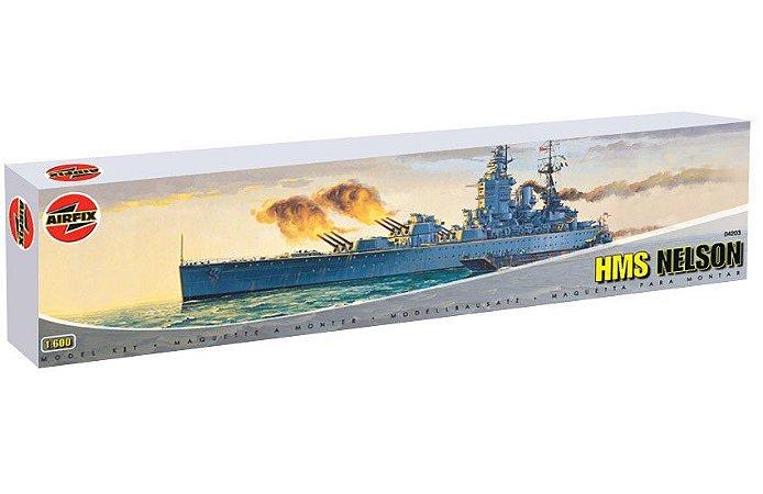 AIRFIFIX - HMS NELSON 1/600  (SUCATA)
