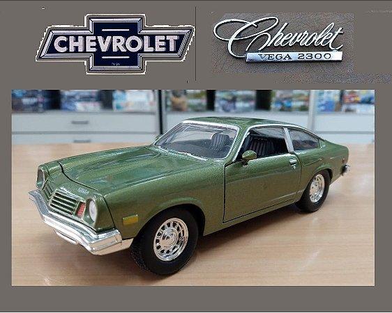 Motor Max - Chevrolet Vega 1974 (sem caixa) - 1/24