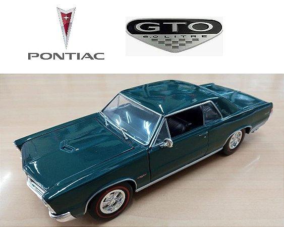 Welly - Pontiac GTO 1965 (Sem Caixa) - 1/24