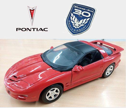 Redbox - Pontiac Firebird 1999 (Sem Caixa) - 1/24