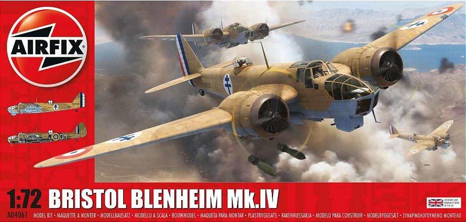 Airfix - Bristol Blenheim Mk.IV - 1/72