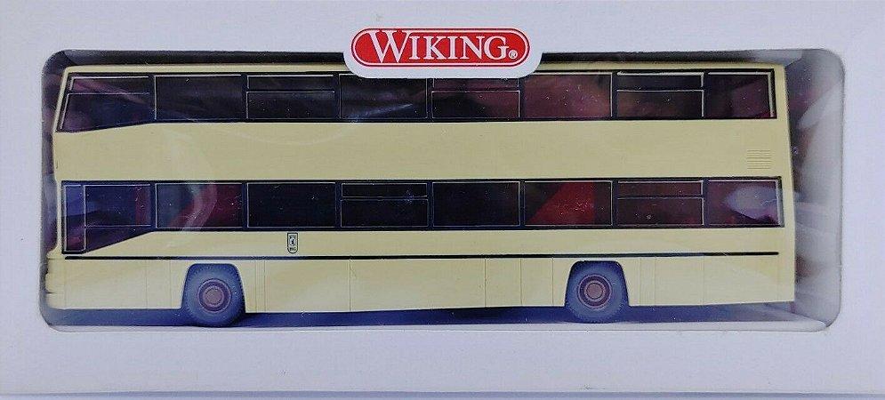 WIKING - BERLINER DOPPELDECKER BUS MAN D89 - 1/87