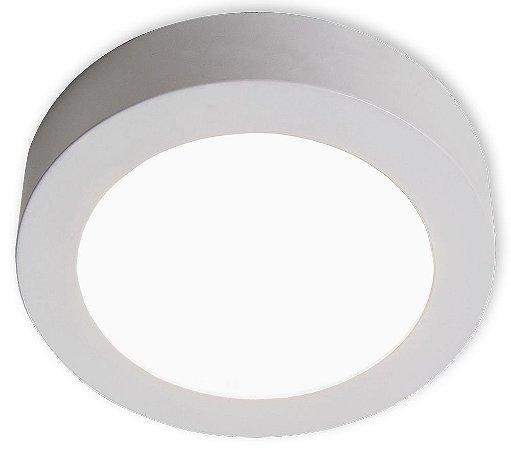 Luminária/Plafon Sobrepor LED Circle 18W 3000K - Startec