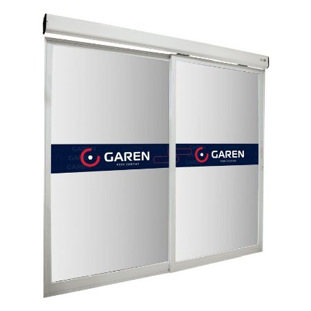 Porta Social Slider BLDC S/R Caixilho - Garen