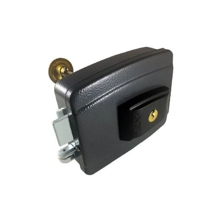 Fechadura Reversível Cilindro Ajustável 12v - Agl