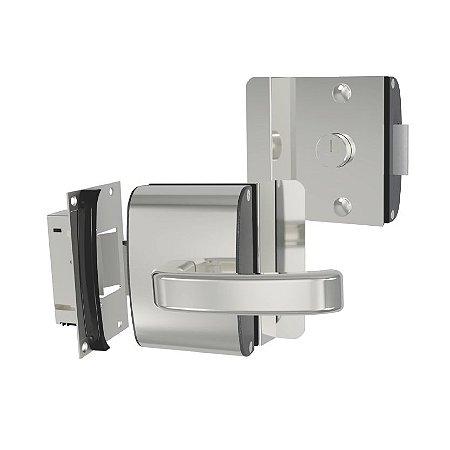 Fechadura para Porta de Vidro PV200F1E - Agl