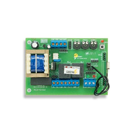 Central Eletrônica AC-3 V2 GU (Modelo Garen)