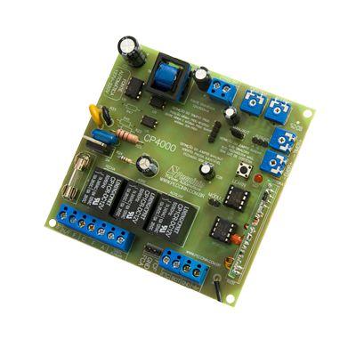 Central Eletrônica CP4000 - Peccinin