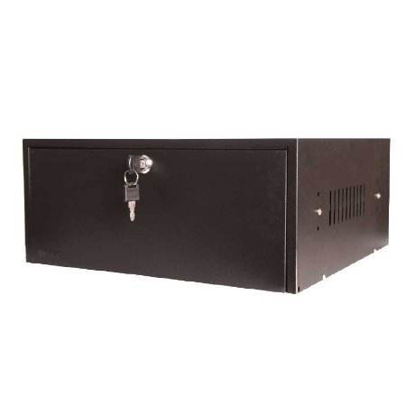 """Mini Rack Organizador Horizontal 15"""" A170 - Ipec"""