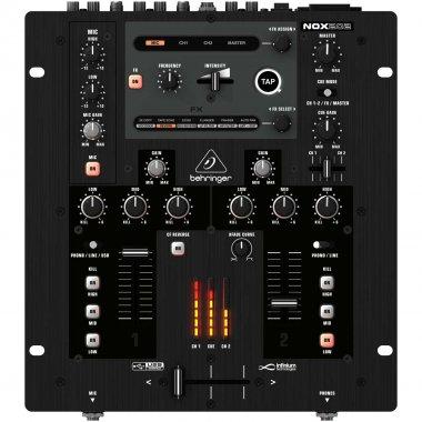 MIXER BEHRINGER DJ  NOX-202
