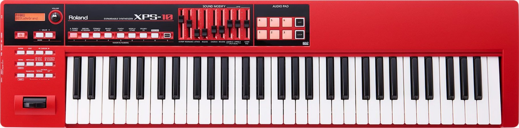 ROPLAND XPS-10 RED