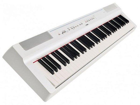 PIANO DIGITAL YAMAHA P-121 WH