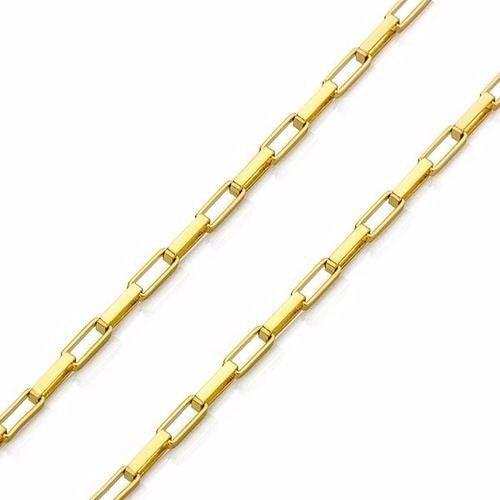 Cordão Cartier de Ouro 750 18K
