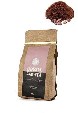 Café Especial Borda da Mata Moído 250gr.