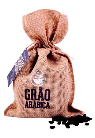 Café Grão Arábica 250gr Torra Média Torrado