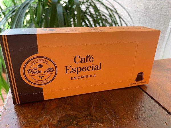 Café Fazenda Pouso Alto em Cápsula
