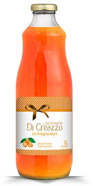 Suco de Tangerina Integral  Di Creazzo 1L