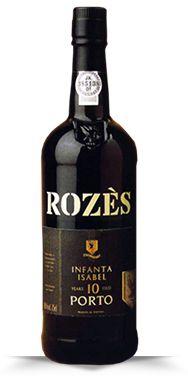 Rozès Infanta Isabel 10 Anos Porto 750 Ml