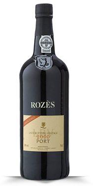 Rozès LBV 2003 Unfiltered Porto 750 ml