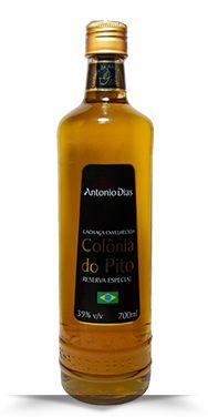 Cachaça Colônia do Pito Reserva Antônio Dias