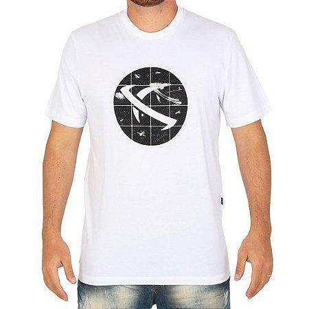 Camiseta Lost Space Saturn - Branca