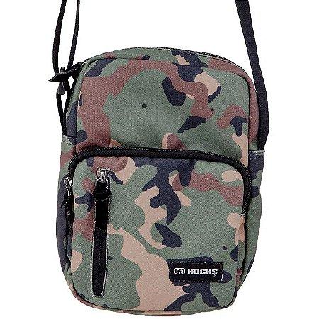 Shoulder Bag Hocks Camuflada - Camo