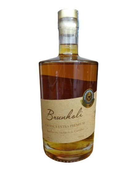 Cachaça Brunholi Extra Premium
