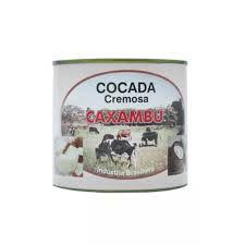 Cocada Cremosa Caxambu