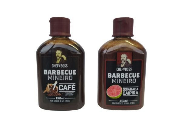 Barbecue Mineiro Chef N' Boss (Diversos Sabores)